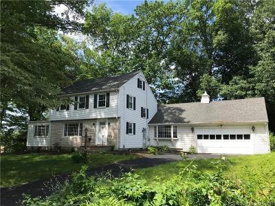 Newington Single Family Home For Sale: 299 Orchard Avenue