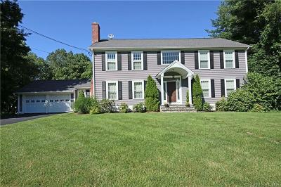 Trumbull Single Family Home For Sale: 68 Tait Road