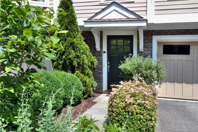 Ridgefield Condo/Townhouse For Sale: 66 Grove Street #A6