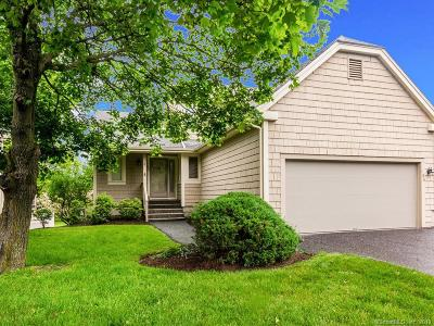 Danbury Condo/Townhouse For Sale: 12 Boulevard Drive #155