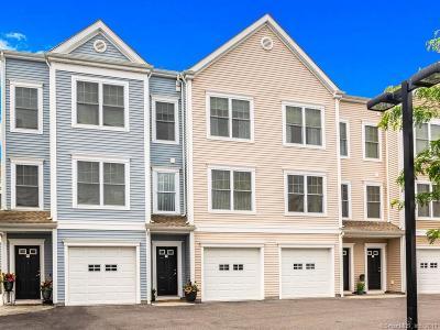 Bethel Condo/Townhouse For Sale: 411 Copper Square Drive #411
