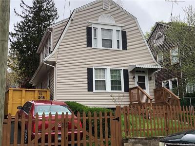Bridgeport Single Family Home For Sale: 292 Dover Street