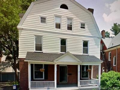 Hartford Single Family Home For Sale: 22 Marshall Street