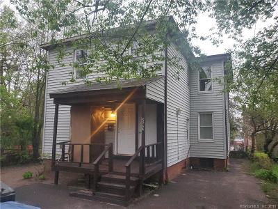 Hartford Multi Family Home For Sale: 576a Zion Street
