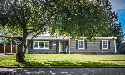 Stratford Single Family Home For Sale: 165 Carol Road