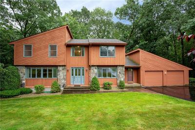South Windsor Single Family Home For Sale: 71 Homestead Drive