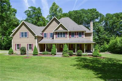 Woodbury CT Single Family Home For Sale: $479,500