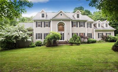 RIDGEFIELD Single Family Home For Sale: 7 Encampment Place