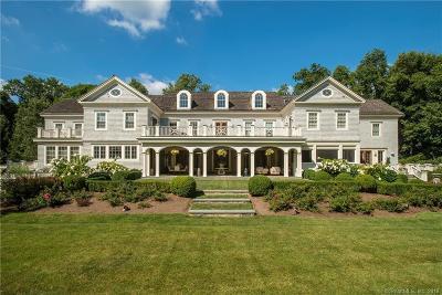 Fairfield County Single Family Home For Sale: 65 Clapboard Ridge Road