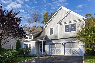 Stamford Single Family Home For Sale: 154 Pepper Ridge Road #8