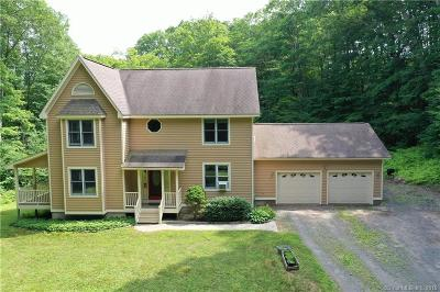 Bolton Single Family Home For Sale: 93 Campmeeting Road