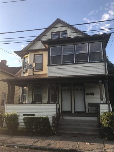 Bridgeport Multi Family Home For Sale: 183 Dekalb Avenue