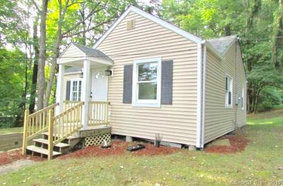Canton Single Family Home For Sale: 19 Old Albany Turnpike
