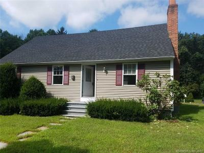 Southington Single Family Home For Sale: 2164 Mount Vernon Road