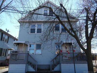 New Haven Multi Family Home For Sale: 173 Fulton Terrace