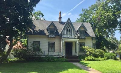 Ellington Single Family Home For Sale: 25 Ellington Avenue