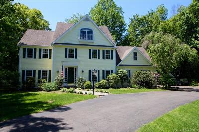 Wilton Single Family Home For Sale: 1 North Wind Lane