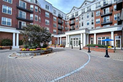 West Hartford Condo/Townhouse For Sale: 85 Memorial Road #316