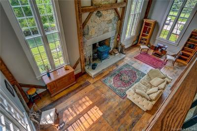 Old Lyme Single Family Home For Sale: 104 Mile Creek Road