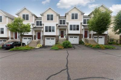 Trumbull Condo/Townhouse For Sale: 1204 Woodland Hills Drive #1204