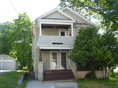 Waterbury Multi Family Home For Sale: 28 Tudor Street