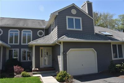 Bloomfield Condo/Townhouse For Sale: 297 Castlewood Drive #297
