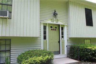 Litchfield County Condo/Townhouse For Sale: 180 Aspetuck Village #180