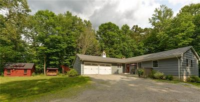 Southbury Single Family Home For Sale: 1174 Southford Road