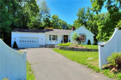 Westport Single Family Home For Sale: 197 Wilton Road