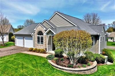 Vernon Single Family Home For Sale: 113 Pheasant Run #113