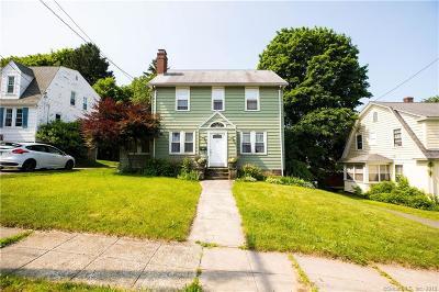 Meriden Single Family Home For Sale: 48 Trumbull Street