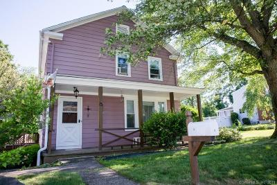 Wallingford Single Family Home For Sale: 15 Stetson Street