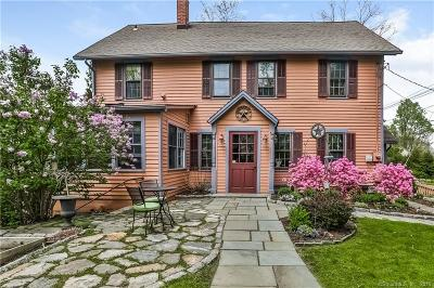 Brookfield Single Family Home For Sale: 152 Whisconier Road