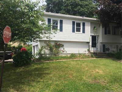 Waterbury Single Family Home For Sale: 1 Horseshoe Drive