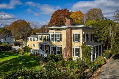 Old Lyme Single Family Home For Sale: 76 Lyme Street