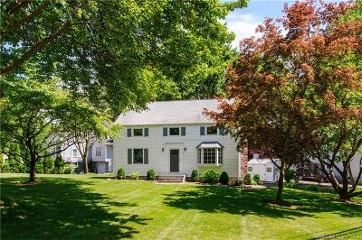 Darien Single Family Home For Sale: 2 Warner Drive