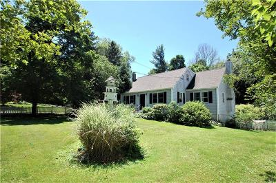 RIDGEFIELD Single Family Home For Sale: 77 Ramapoo Road