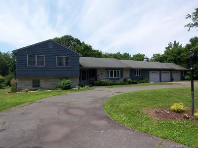 East Windsor Single Family Home For Sale: 52 Church Street