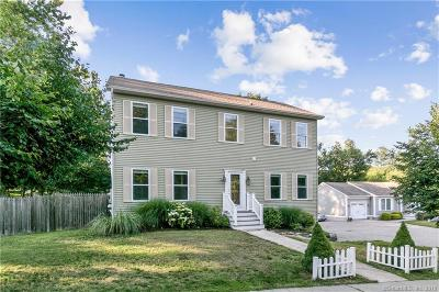 Groton Single Family Home For Sale: 488 New London Road