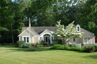New London County Single Family Home For Sale: 19 Whitehall Lane