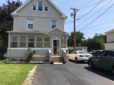 West Haven Single Family Home For Sale: 112 Richards Street