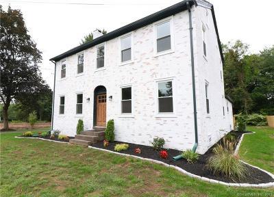 South Windsor Single Family Home For Sale: 443 Rye Street