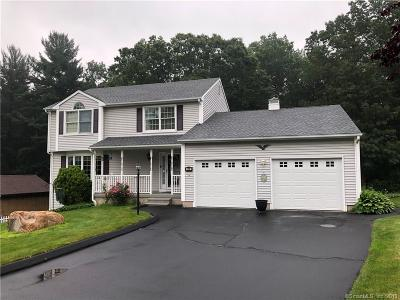 Bristol Single Family Home For Sale: 85 Posa Drive