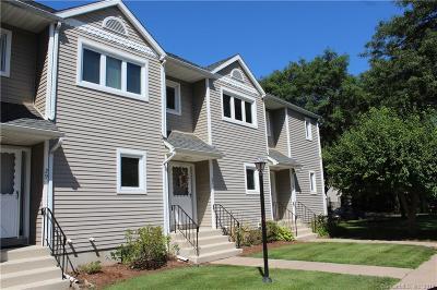 Windsor Locks Condo/Townhouse For Sale: 27 Oak Ridge Drive