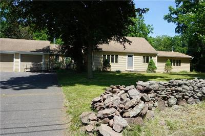 Tolland County, Windham County Single Family Home For Sale: 90 Hoffman Road