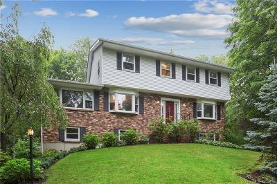 Danbury Single Family Home For Sale: 113 Chambers Road