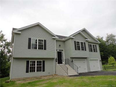 East Windsor Single Family Home For Sale: Lot 1 Reservoir Road