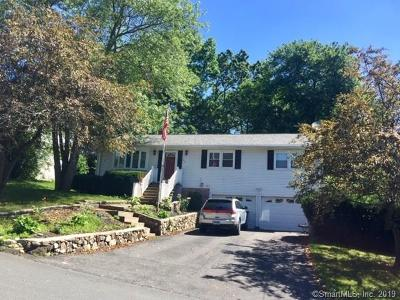 Watertown Single Family Home For Sale: 55 Sills Drive
