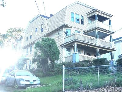 Waterbury Multi Family Home For Sale: 131 Cooke Street