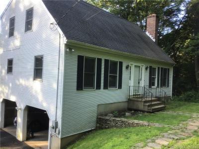 Thomaston Single Family Home For Sale: 151 Baum Drive